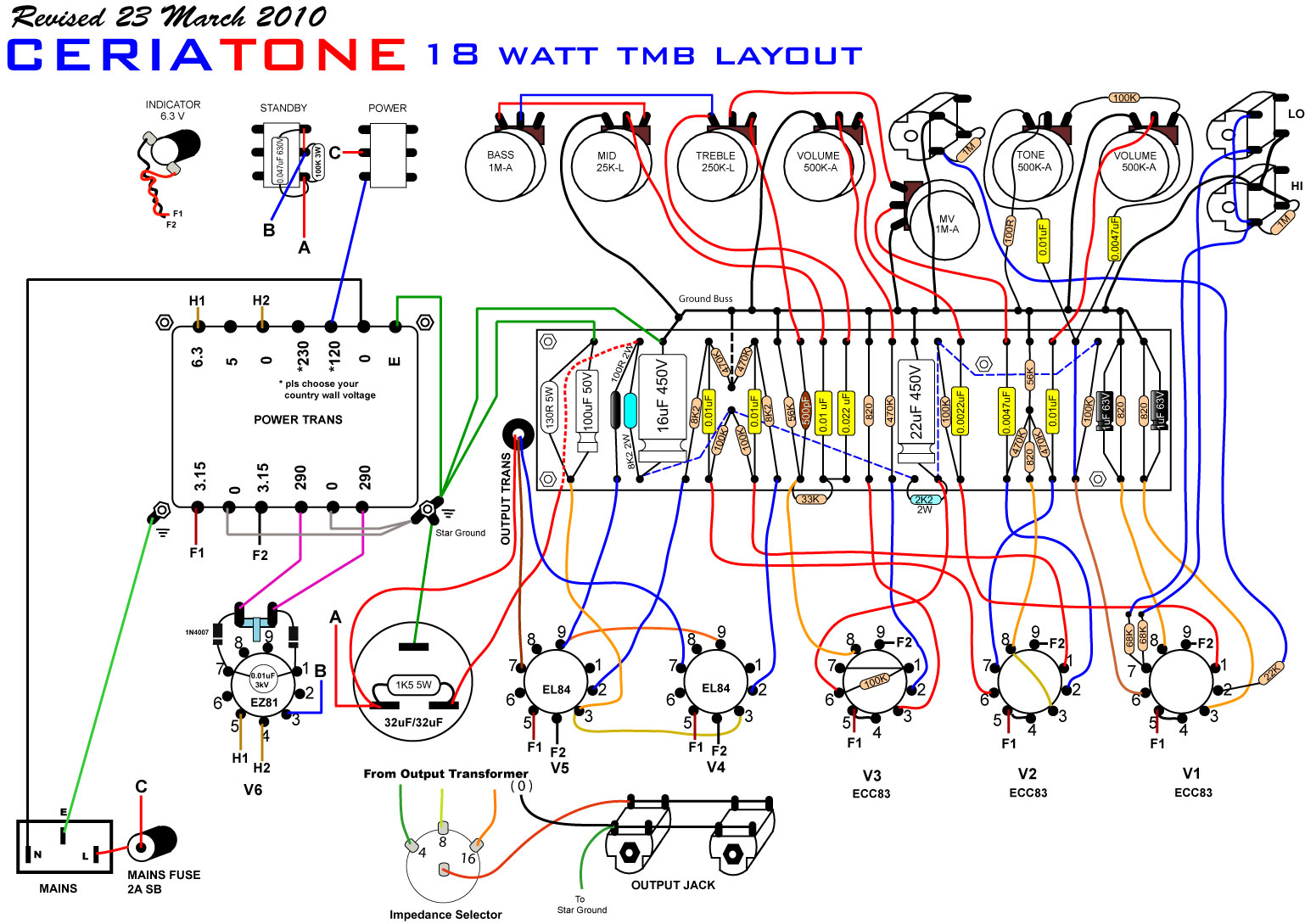 Friedman Dirty Shirley thoughts. - Page 3 - The Amp Garage on west amp schematic, green amp schematic, evans amp schematic, marshall amp schematic,