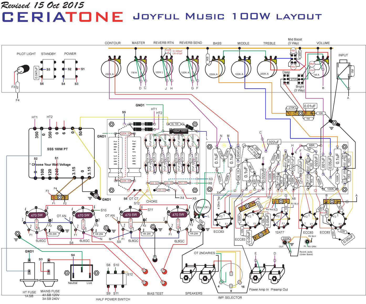 Dumble Schematic   Wiring Library